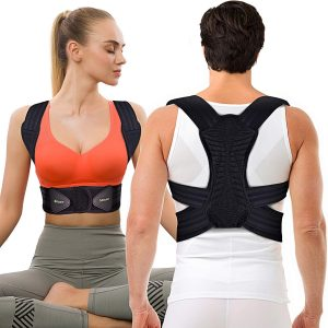 Mercase Comfortable Posture Corrector For Kids, Men, and Women
