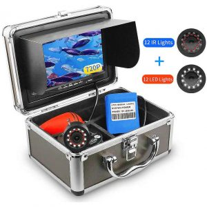 Ovetour Portable Underwater Fishing Camera