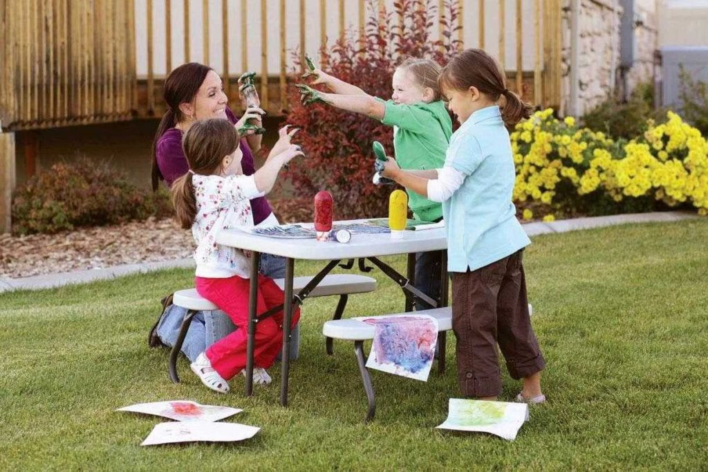 Top 10 Best Kids Picnic Table in 2020