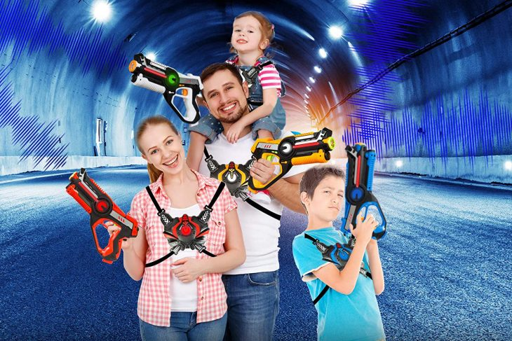 Top 10 Best Laser Tag Guns in 2020