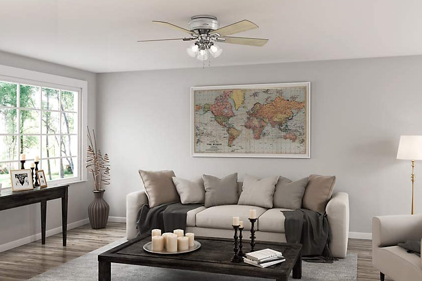 Top 10 Best Lowes Ceiling Fans in 2020