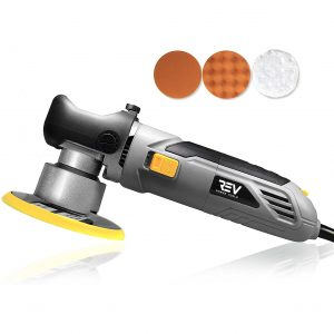 VViViD REV 6 Inches Dual Action Random Palm Sander