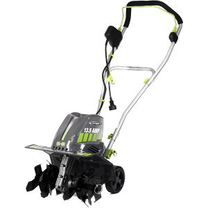 Earthwise TC70016 13.5-Amp 16-Inch Corded Electric Cultivator/Tiller, Grey