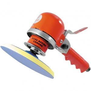 Sunex 6 Inches Quiet Dual Action Sander