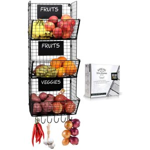 Granrosi Stylish Kitchen Storage Rack for Fruit