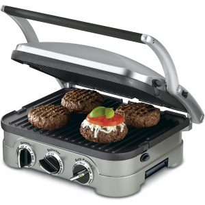 Cuisinart 5-In-1 Griddler Indoor Grill