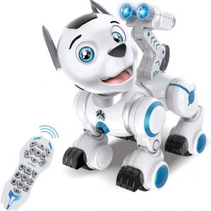 Fisca Robotic Dog with Light & Sound for Kids