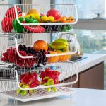 Top 10 Best Kitchen Storage Rack For Fruits in 2020 | Great Product