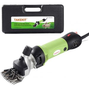TAKEIT Professional Grade Animal Shearing Clippers