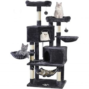 MQ Kitten Tower with Removable Hammock