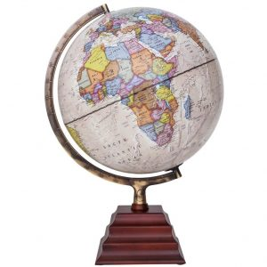 """Waypoint Geographic 12"""" Globe with Stand"""