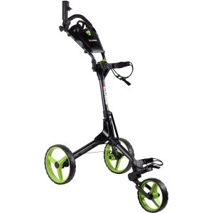 Cube Cart Lightweight Designed: Charcoal Lime