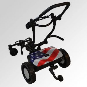 CaddyTrek Caddies Push Cart