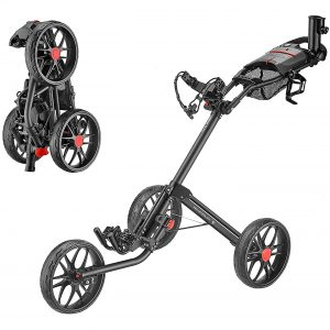 Caddytek Durable Push Cart