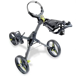 Motocaddy with 3 Wheels