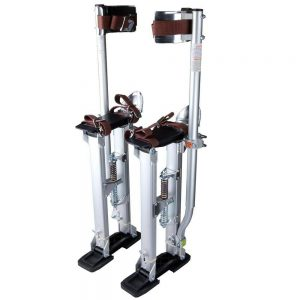 Moralty Drywall Stilts Aluminum 24 to 40 Inches