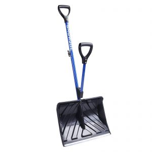 Snow Joe Shovelution 18 Inches Spring Assisted Handle