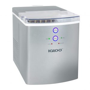 Igloo 33 Pound Portable Ice Maker Machine