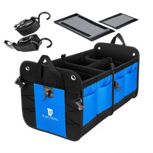 TRUNKCRATEPRO Collapsible Portable Multi-Compartments
