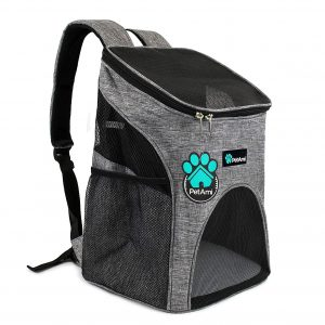 PetAmi Premium Pet Carrier Backpack for Cats and Dogs