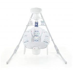 Fisher-Price 2-In-1 Woodsy Wonder Baby Bouncer