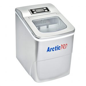 Arctic Pro Portable Digital Ice Maker 26lbs