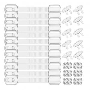 Tuhaho Childe Safety Lock 12 Pieces