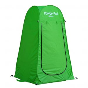WolfWise Pop Up Changing Shower Tent