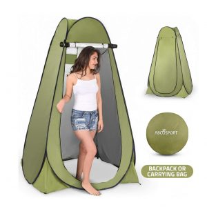 Abco Tech Pop Up Privacy Changing Tent with Window