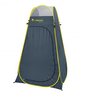 Green Elephant Changing Shower Tent Pop Up Tall Tent