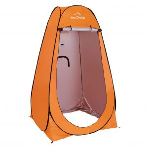 Your Choice Privacy Tent Pop Up Changing Tent