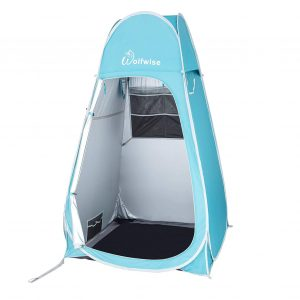 Wolfwise Portable Pop-Up Privacy Changing Tent