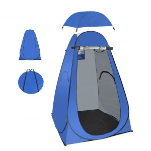 BOTINDO Pop Up Privacy Shower Tent 6.3FT
