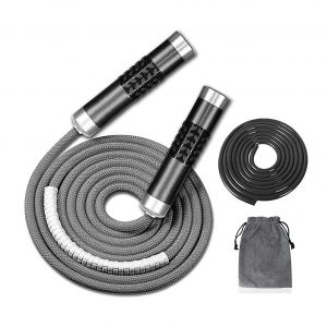 Redify Weighted Jump Rope Tangle-Free Ball Bearing Rope