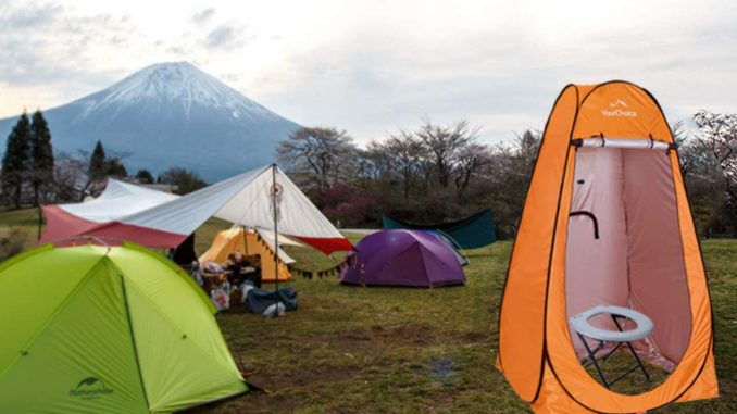 Changing Tents