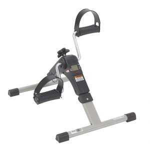 Drive Medical Folding Deluxe Pedal Exerciser