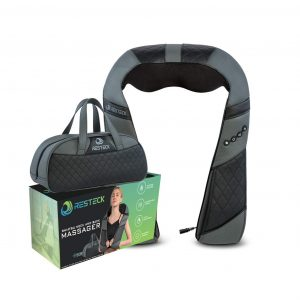 RESTTECK Massager for Shoulder and Neck with Heat