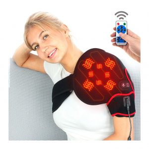 CREATRILL Infrared Heating Pads Shoulder Massager
