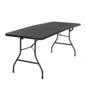 """CoscoProducts Deluxe 6' x 30"""" Folding Table"""
