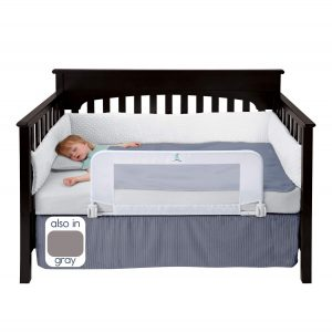 Hiccapop Convertible Crib Toddler Bed Rail