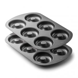 Bellemain Set of 2 Donut Pan