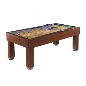 Hathaway Ricochet Shuffleboard Table 7FT
