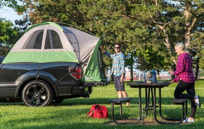 Truck Tents for Camping